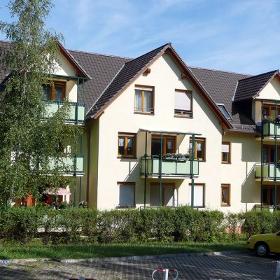 Bad Kosterlausnitz Birkenlinie