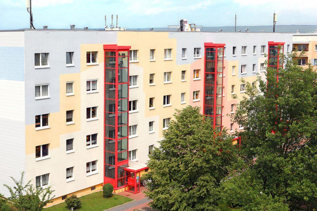 Stadtroda - Rosa-Luxemburg-Str.
